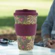Ecoffee Cup hordozható kávéspohár - WM Seaweed, 400 ml