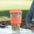 Ecoffee Cup hordozható kávéspohár - WM Thief, 400 ml