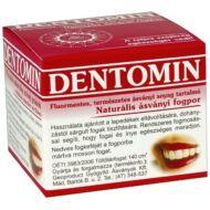 Dentomin fogpor, natúr, 95 g