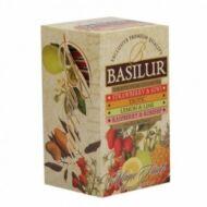 Basilur Magic Fruits Assorted filteres tea válogatás, 20 filter - 70183