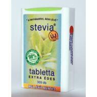 Bio-Herb Stevia tabletta extra édes, 300 db