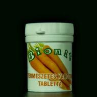 Bionit sárgarépa tabletta, 70 db