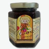 Manó Manna Elixír, gyümölcspüré gyerekeknek, 210g