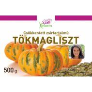 Szafi Reform Csökkentett zsírtartalmú tökmagliszt (gluténmentes), 500 g