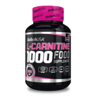 BioTech L-Carnitine 1000 mg, 30 db tabletta