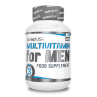 BioTech Multivitamin for Men férfivitamin, 60 db