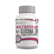 BioTech Multivitamin for Women női vitamin, 60 db