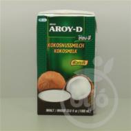 Aroy-D kókusztej, 250 ml