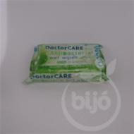Doctor Care Antibakteriális nedves törlőkendő, 72 db