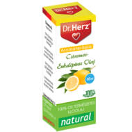 Dr. Herz Citromos-eukaliptusz illóolaj, 10 ml