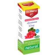 Dr. Herz Geránium illóolaj, 10 ml