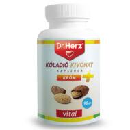 Dr. Herz Kóladió kivonat, Colanuts + Króm 90 db kapszula