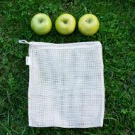 Julka hálós textilszütyő bevásárláshoz - S - 25*30 cm