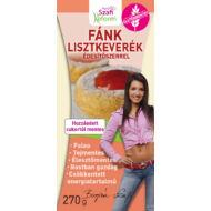 Szafi Reform Fánk lisztkeverék édesítőszerrel (gluténmentes), 270 g