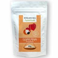 Bio guarana por 60 g, Organiqa