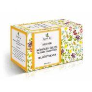 Mecsek Köhögés elleni felnőtteknek filteres teakeverék, 20 filter