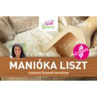 Szafi Reform Manióka liszt (Cassava finomőrleménye), 500 g
