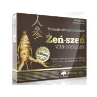 Olimp Labs Zen-szen kapszula, 30 db - Ginzenges vitamin