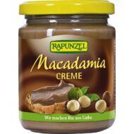 Rapunzel bio Makadámia diókrém, 250 g