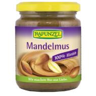 Rapunzel bio Mandulakrém 100%-os, vegán 250 g