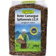 Rapunzel bio Vörös camargue rizs, 500 g