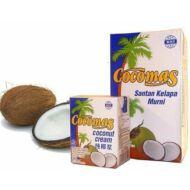 Cocomas 100%-os kókuszkrém, kókusztejszín 200 ml