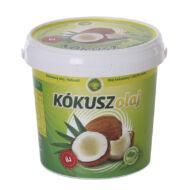 Coco24 kókuszolaj, kókuszzsír, 1000 ml