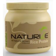 Naturize Prémium csíráztatott barna rizs fehérjepor, 454 g