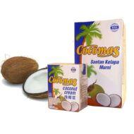 Cocomas 100%-os kókuszkrém, kókusztejszín 1000 ml