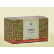Mecsek Fahéjas alma ízű filteres gyümölcstea, 20 filter