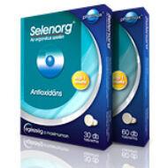 Selenorg tabletta - Az organikus szelén, 60 db