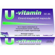 U-vitamin 300mg-os, 30 db