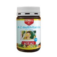 Dr. Herz A-Z multivitamin kapszula, 60 db