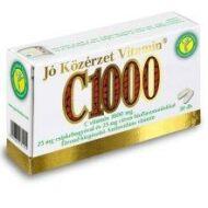 Jó Közérzet C vitamin 1000 mg, 30 db