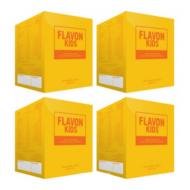 Flavon Kids növényi színanyag koncentrátum 4-es csomag