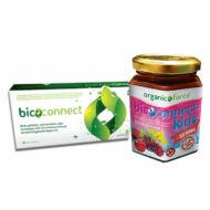 Bioconnect csomag, Kids + Pure béta glükán