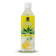 Tropical Szénsavmentes Citromos Aloe Vera üdítőital, 500 ml