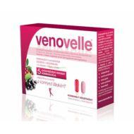 Venovelle, a vénás keringés támogatásáért, 30db tabletta és 30db kapszula