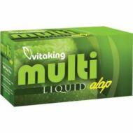 Vitaking Multi Alap Liquid vitamincsomag, 30 db gélkapszula