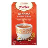 Yogi Bio Esti Rooibos vanília tea, BEDTIME ROOIBOS VANILLA, 17 filter