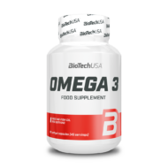 BioTech Omega 3 kapszula, 90 db