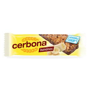 Cerbona Banános müzliszelet 20 g