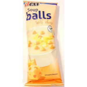 Dexi Soup Balls gluténmentes levesgyöngy sajttal 50 g
