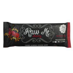 Raw Me nyers vegán gyümölcsszelet cseresznyés 45g