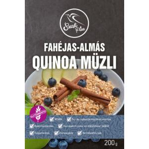 Szafi Free Fahéjasalmás quinoa müzli 200 g