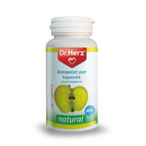 Dr. Herz almaecet por kapszula, 60 db