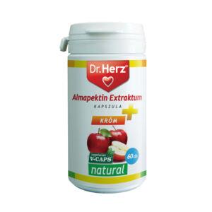 Dr. Herz Almapektin Extraktum 400mg 60 db vegetáriánus kapszula