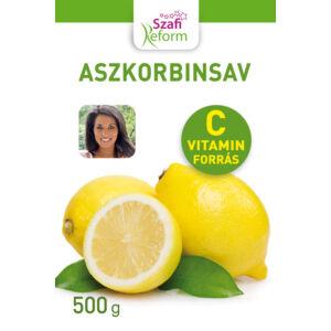 Szafi Reform Aszkorbinsav, 500 g