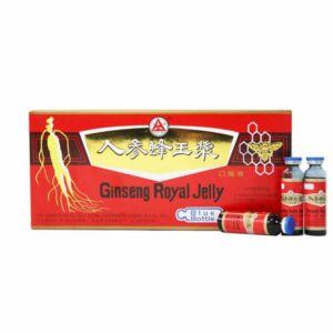 BigStar Ginseng Royal Jelly ampulla 10 x 10 ml