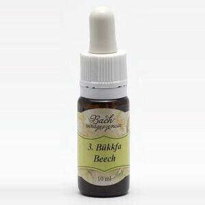 Bach virágterápia 10 ml  Bükkfa a tolerancia virága  3as